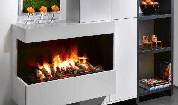 Dimplex Opti-myst fires – the beauty of a real fire, the simplicity of electric