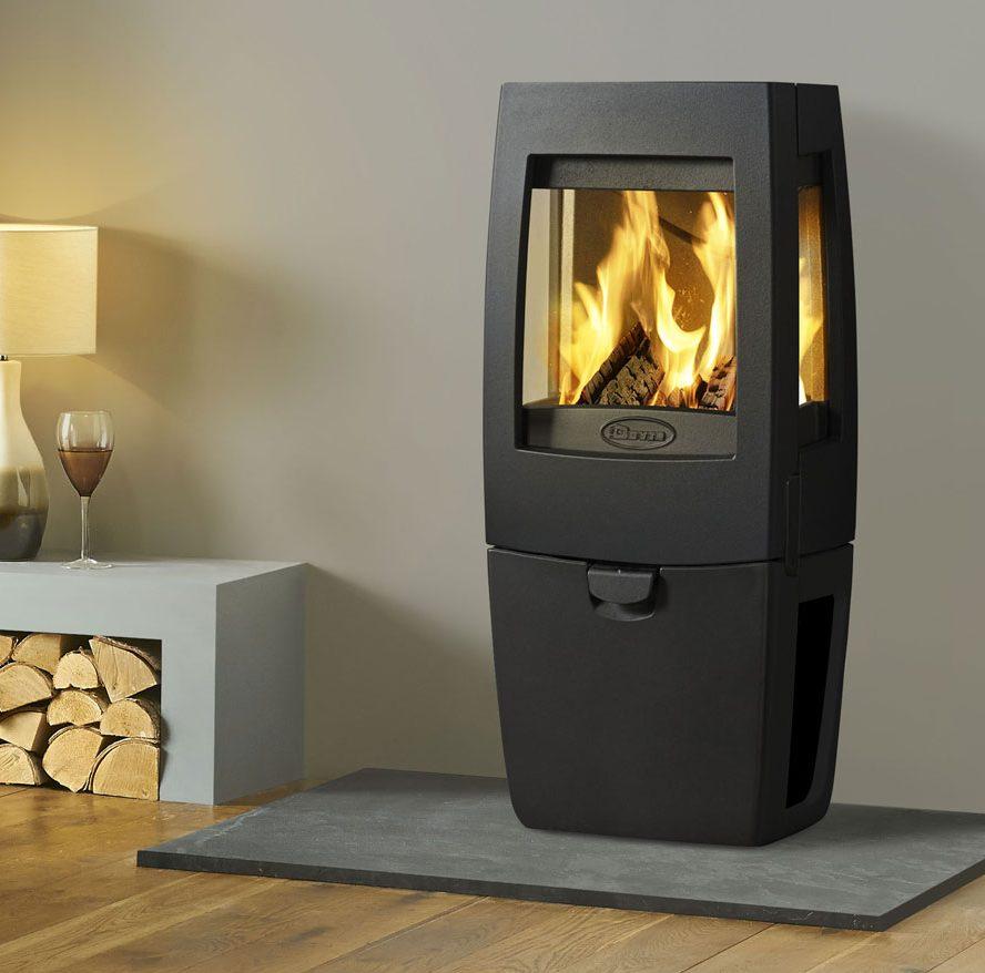 dovre sense modern stove