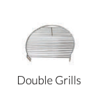 double grill for bbq add-on spare part
