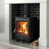 modern 5kw wood burning stove