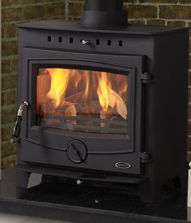 boiler multifuel boiler stove in fireplace opening